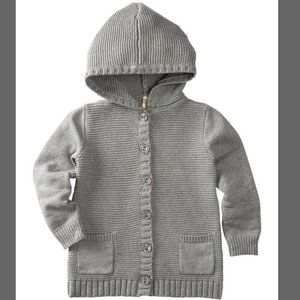 NEW! Harper Canyon Chunky Knit Hooded Sweater (3T)